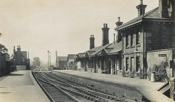 Brooksby station